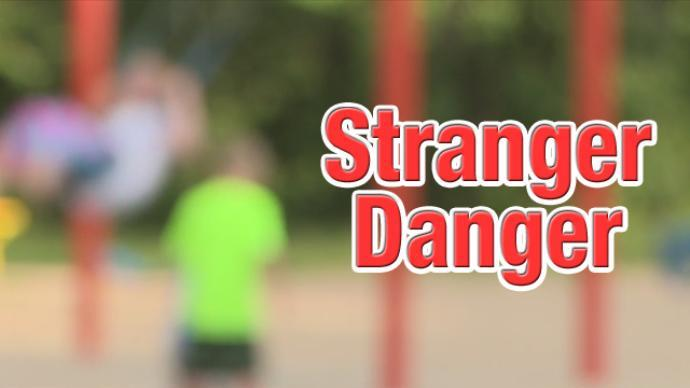 Stranger danger awareness