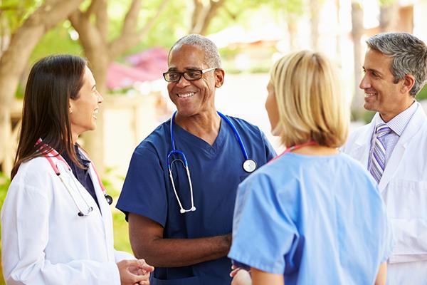 Professionalism in healthcare